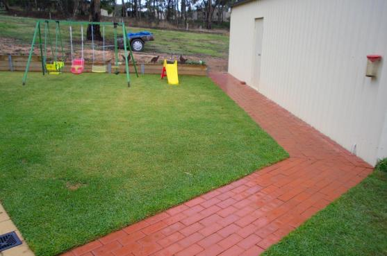 Get inspired by photos of paving from australian designers for Evergreen landscapes ltd