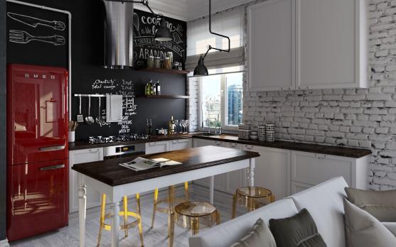 Kitchen Tile Design Ideas by Ella Kitchen