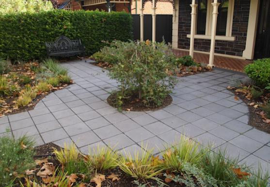 Get inspired by photos of paving from australian designers for Landscape construction adelaide