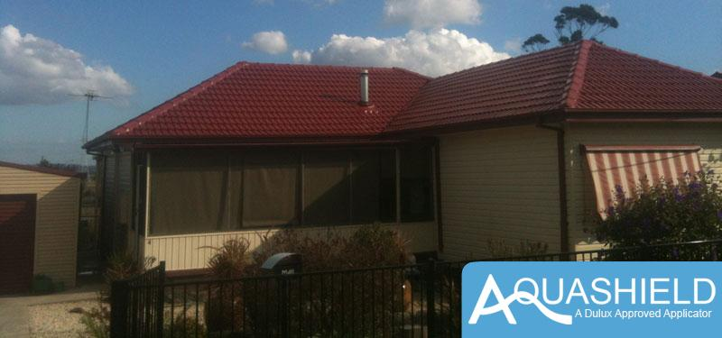 Aquashield Roof Restorations Melbourne Sunshine Coast