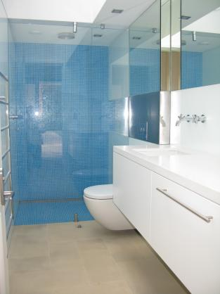 Frameless Shower Screen Designs by Calandra Constructions Pty Ltd