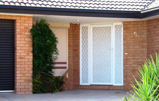 Security Door Designs  by Oz King Home Improvement Solutions