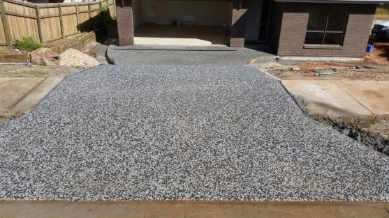 Driveway Designs by Kyne A Cowley Concreting