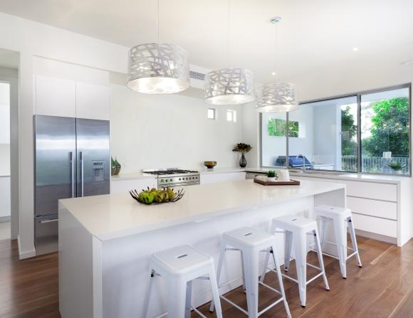 Get inspired by photos of kitchens from australian for Outer space design group pty ltd
