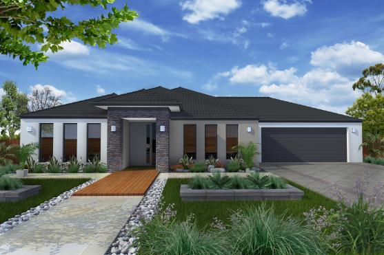 Entrance Designs by Melbourne Building Group