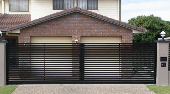 Driveway Gate Designs by Oz West Fencing & Gates