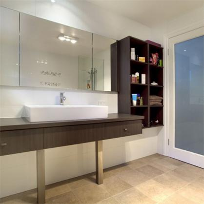 Get inspired by photos of bathroom vanities from for Bathroom designs qld