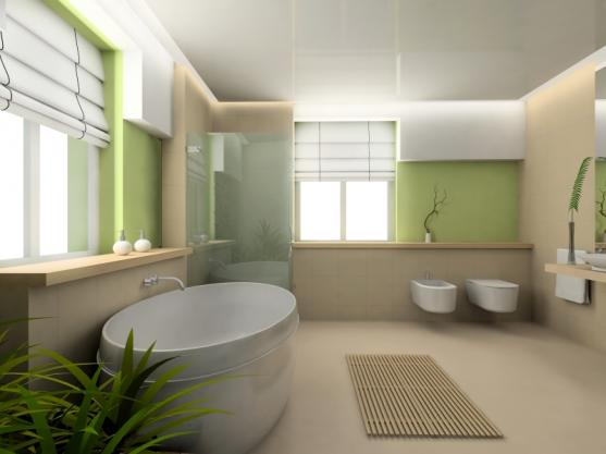 Freestanding Bath Design Ideas by Peninsula tiling sydney