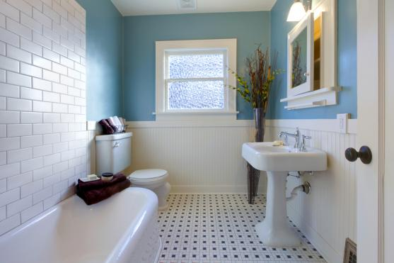 Bathroom Tile Design Ideas by Swell Renovations