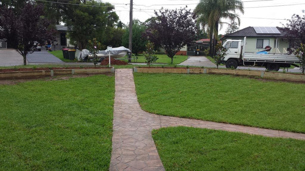 garden paths inspiration - treestone landscaping pty ltd