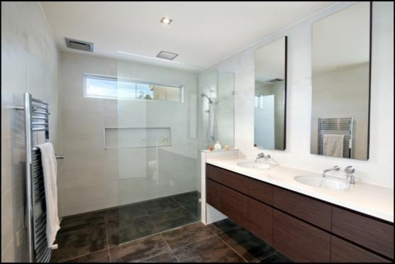 Frameless Shower Screen Designs by West Coast Renovations and Maintenance