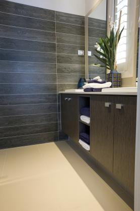 Bathroom Storage Ideas by Beaumont Tiles Prospect