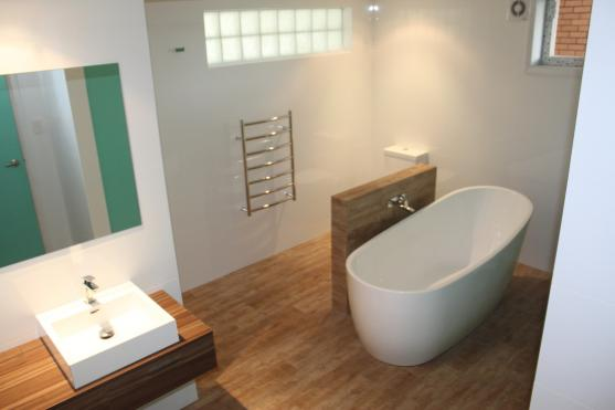 Freestanding Bath Design Ideas by Insight Bathroom Renovations and Tiling Services