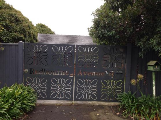 Wrought Iron Gates by Steelscape Plasma Cutting