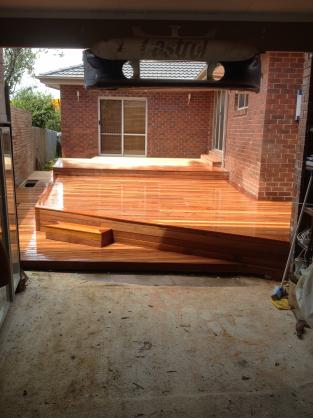 Elevated Decking Ideas by Matt Rodgers Construction