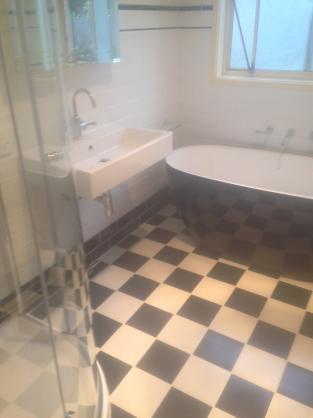 Bathroom Tile Design Ideas by Property Transformations
