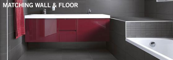 Bathroom Tile Design Ideas by Crosby Tiles