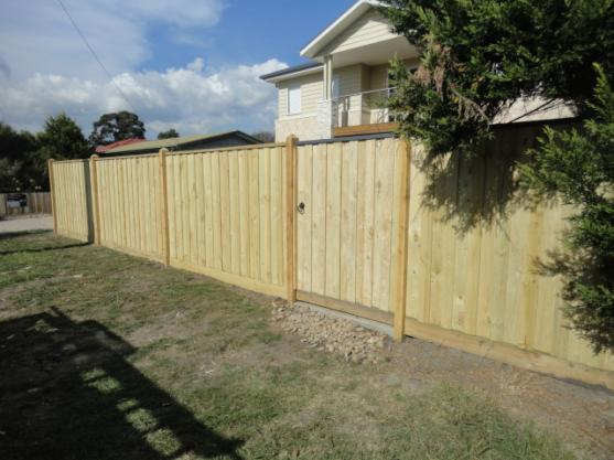 Timber Fencing Designs by KWIK FIX HOME IMPROVEMENTS