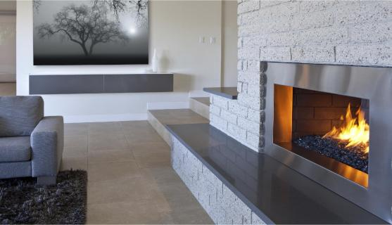 Fireplace Designs by XL Building Pty Ltd