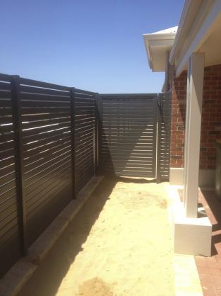 Front Gate Designs by Perth Gates and Privacy Screens