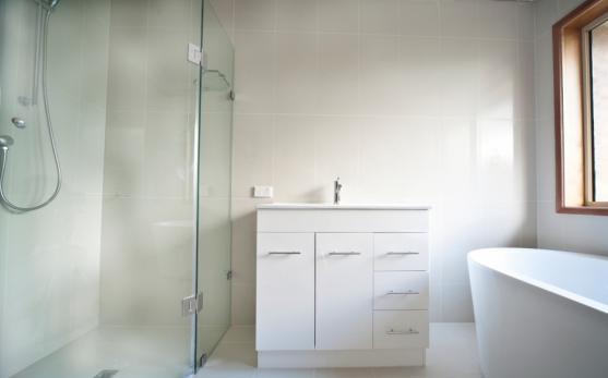 Bathroom Tile Design Ideas by BDM BUILDING SERVICES