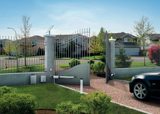 Driveway Gate Designs by C & C Fabrications & Installations