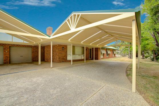 Aluminium Carport Design Ideas by Spanline Home Additions