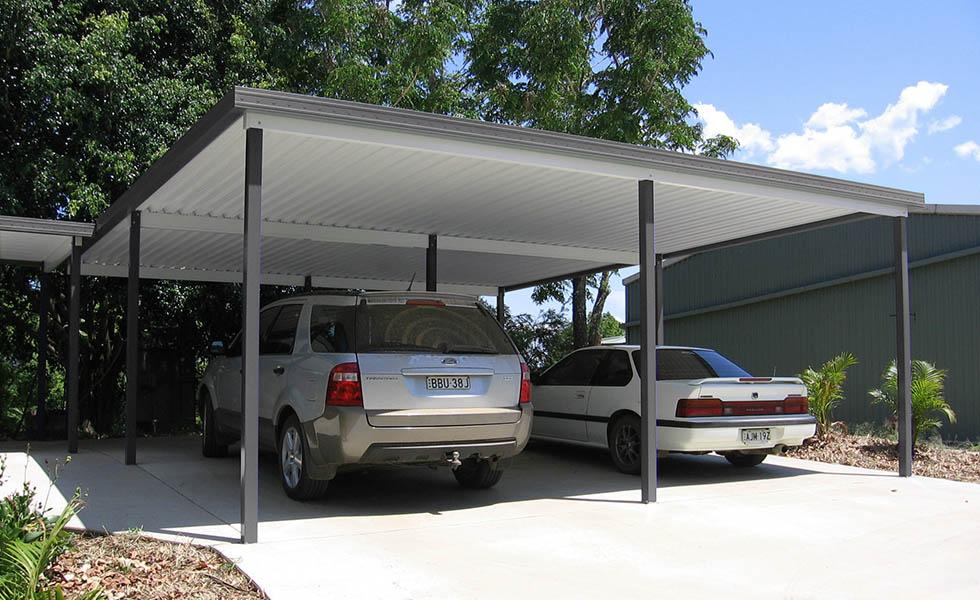Carports inspiration spanline home additions australia for Carport additions