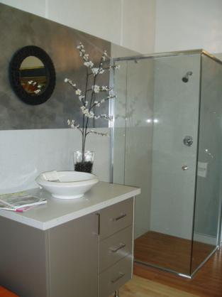 Frameless Shower Screen Designs by Granite Transformations Toowoomba