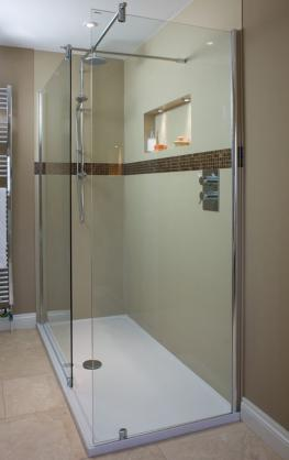 Shower Design Ideas by Granite Transformations Toowoomba