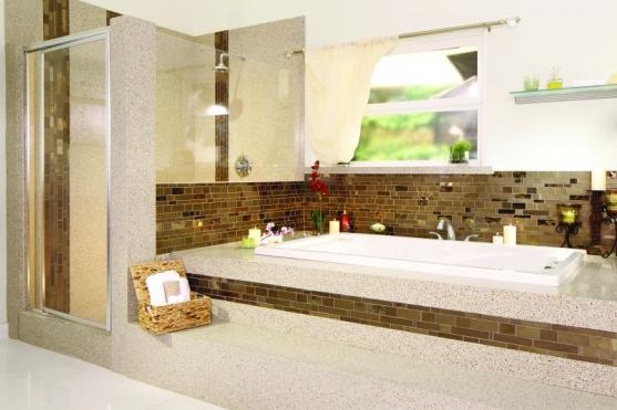 Bath Designs  by Granite Transformations Toowoomba
