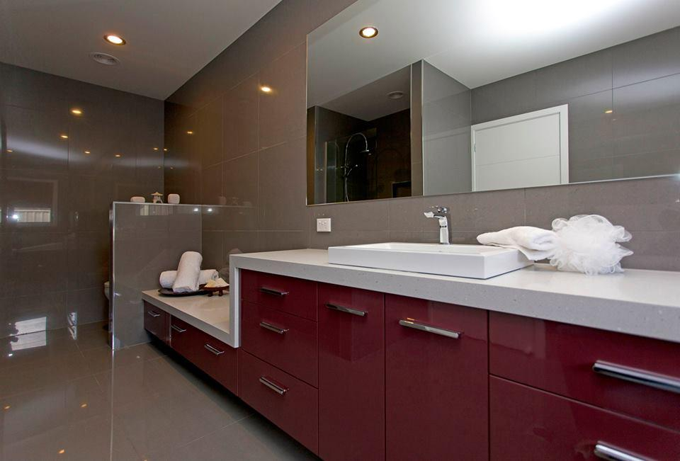 Bathroom Vanities Inspiration - Granite Transformations Toowoomba - Australia