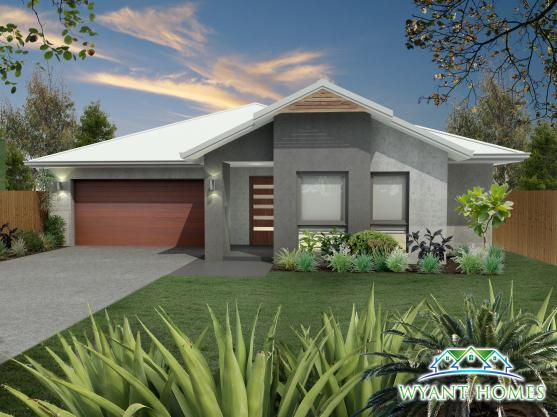 Entrance Designs by Wyant Homes