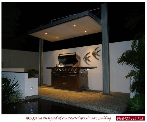 Outdoor Kitchen Ideas By Homax Building Solutions