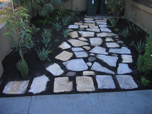 Garden Path Design Ideas by Fix-it Mick