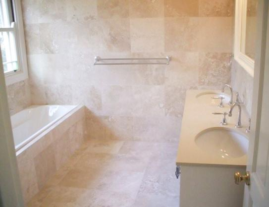 Bathroom Tile Design Ideas by Studio Fusion - Kitchens Bathrooms Joinery