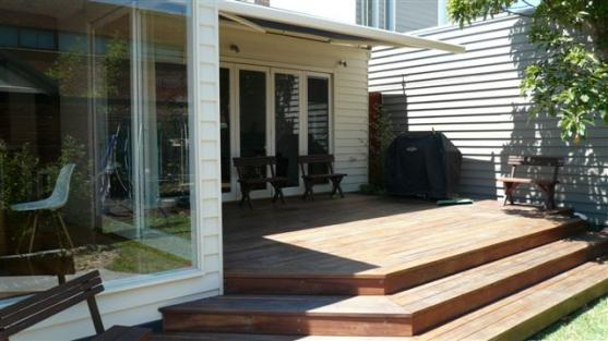 Elevated Decking Ideas by Skills Unlimited Services