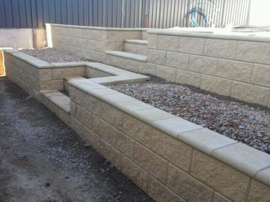 Retaining Wall Design Ideas by Empire Retaining Walls