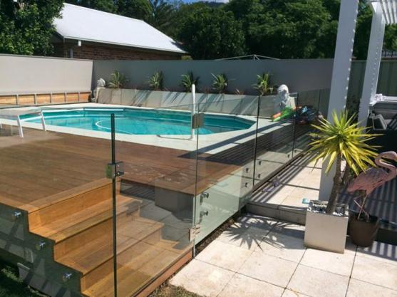 Pool Decking Design Ideas by Ecco Glass Fencing