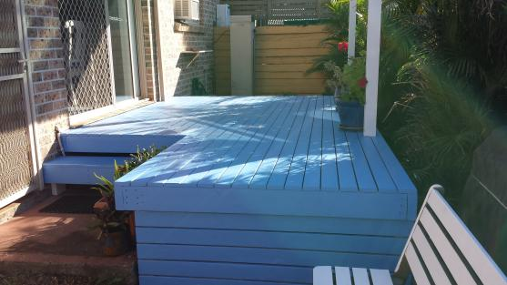 Elevated Decking Ideas by Impressive Building Services