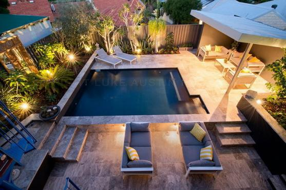 Plunge Pool Designs by Poolscape Pools