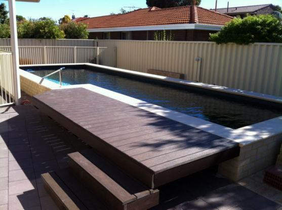 Pool Decking Design Ideas by Poolscape Pools