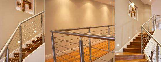Handrail Design Ideas by D&T Balustrade Systems P/L