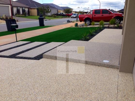 Driveway Designs by IConcrete Perth