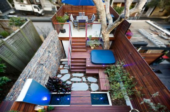 Garden Path Design Ideas by Relyon Constructions