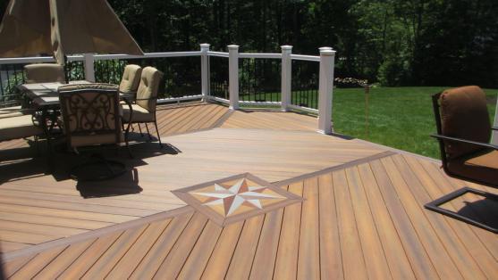 Composite Decking Designs by NexGEN Decking