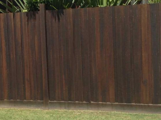Timber Fencing Designs by Fence & Garden Sunshine Coast