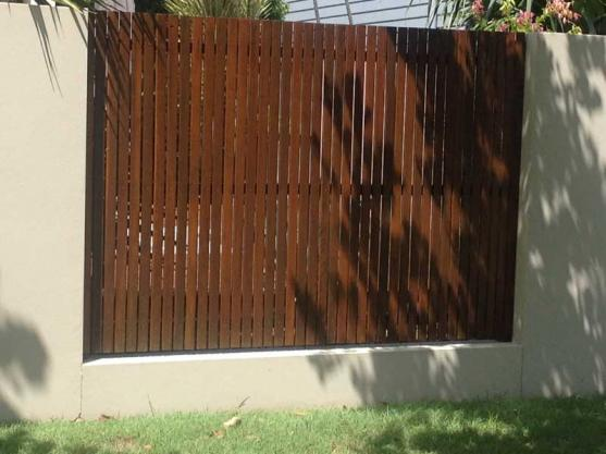 Brick Fencing Designs by Fence & Garden Sunshine Coast