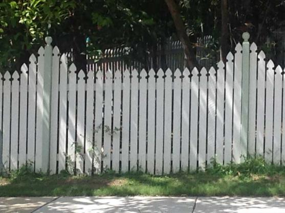 Picket Fencing Designs by Fence & Garden Sunshine Coast