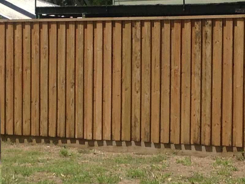 Timber Fencing Inspiration Fence Amp Garden Sunshine Coast